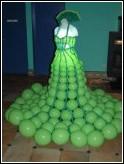 green-balloon-dress